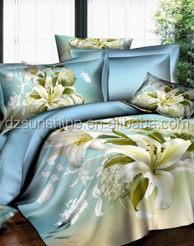 polyester 40x40 127x56 sateen fabric
