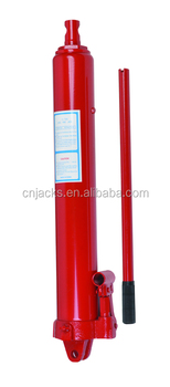 8T Hydraulic Long Ram Jack, Double Pump