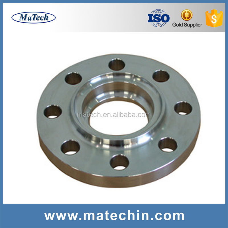 OEM A350 Gr If2 Low Temperature C22.8 Carbon Steel Forged Flange