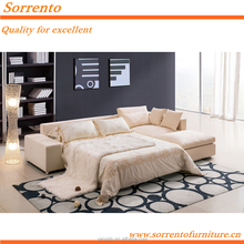 S-157A-1# Sorrento Brand Fabric Chesterfield Upholstered Folding Chair Sofa Bed couch bed