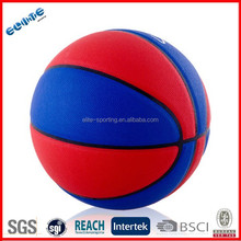 8 Panels Laminated official chinese basketball ball