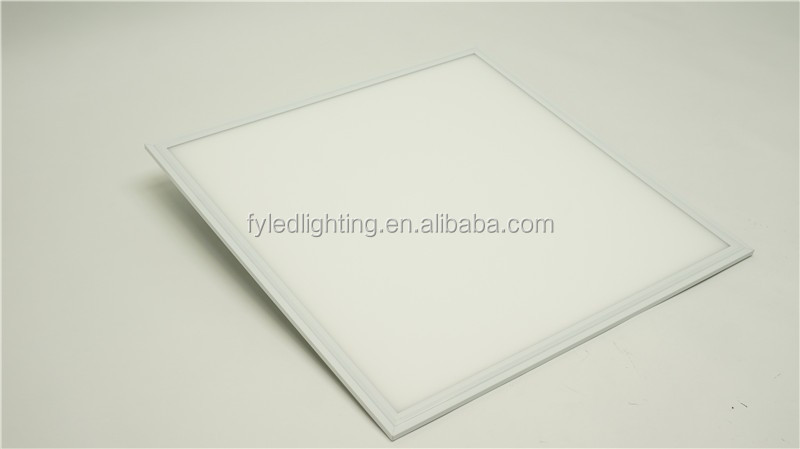 color temperature 3000k-7500k led panel light / led ceiling recessed panels