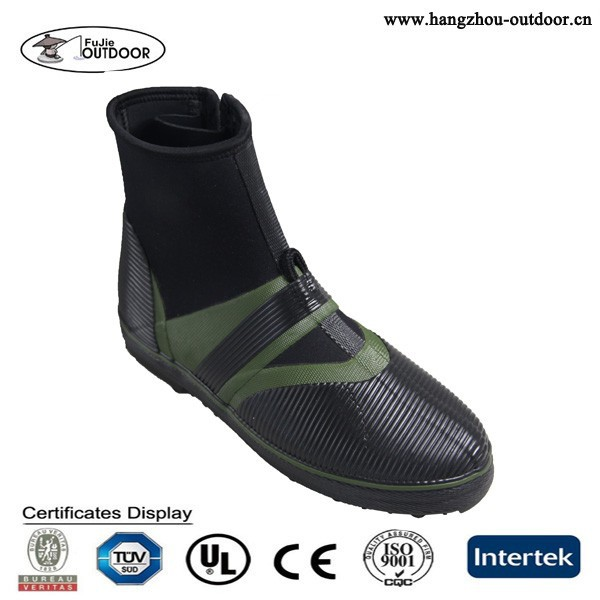 Fly Fishing Boots With Spike/Ice Fishing Shoes/Neoprene Wading Boots