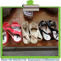 Fashion used ladies shoes in China