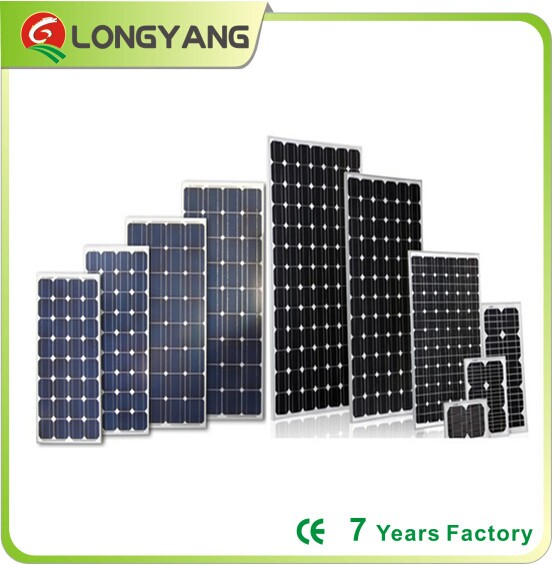 High Efficiency Mono and Poly 250W solar panel price