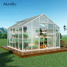 Aluminum PC Polycarbonate Greenhouse System