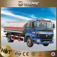 Foton Auman 4x2 tanker truck weight