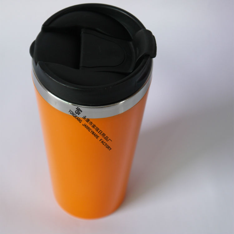 New Design Coffeetea Travel Tumbler With Waterproof Lid