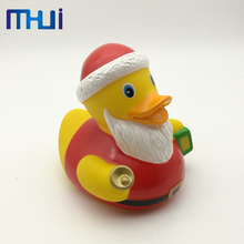 Advanced technology pvc duck baby bath toy