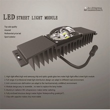5 years warranty IP67 various bem angle 30W led street light module
