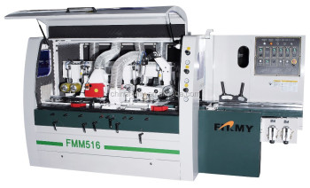 FMM616 four side planer