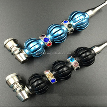 Colorful metal smoking e pipe for sale