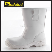 Fashionable gum boot,female safety boots,farmer boots