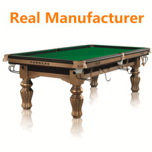 Hot Sale Pocket Ball Table with Best Natural 40mm slate