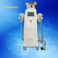 5 in 1 portable radio frequency lipolysis body contouring Freezing Fat cavitation HIFU machine