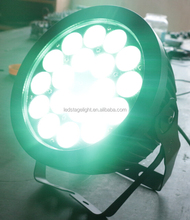waterproof led light 12pcs*12w rgbwya china led par cans
