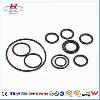 EN549 approved VITON,SBR,NR o-rings gasoline-resistant seals