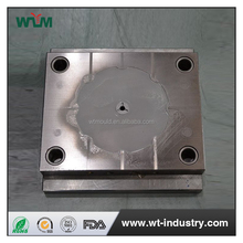 Manufacturing automotive insulation cushion mold