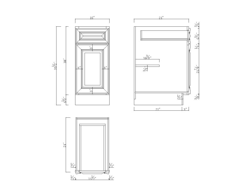 Kitchen cabinet cad drawings buy kitchen cabinet cad for Autocad kitchen cabinets