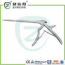 Stainless Steel dismountable vertebralpulp rongeur orthopedic reduction forceps for spinal straight spinal bone cutter stainless