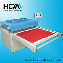 Thick plate for high pressure sublimation polymer stamp machine