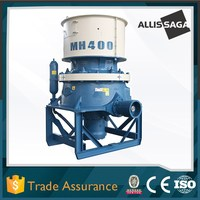 Allis Saga MH&MS Series new design single cylinder hydraulic machine for crushing