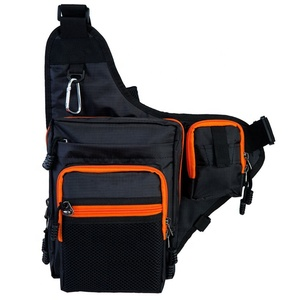 510e194a981f Fishing Tackle Bag Sports Shoulder Bag Crossbody Messenger Sling Bags