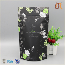 Food grade making natural packaging aluminum foil bag for food with own logo