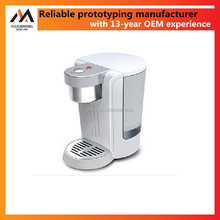 cnc machined dispenser parts water dispenser rapid prototypes in China