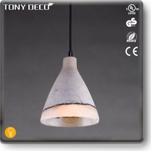 BAA60561 Indian Style Design Hanging Cement Ceiling Light