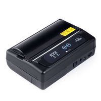 58mm portable small size thermal printer Woosim PORTI-SWC40 with MSR