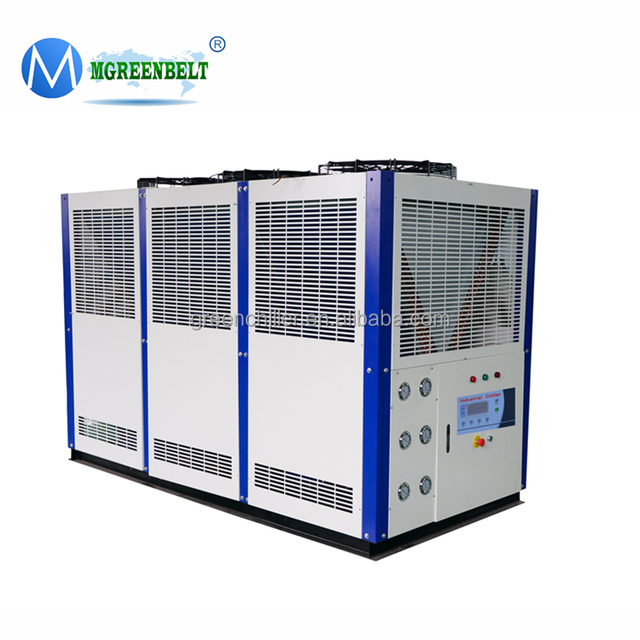 CE Industrial 30hp Chilled Water Air Cooled Water Chiller with Water Pump for Cosmetics Fermenter