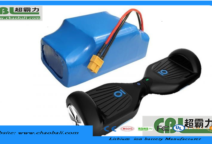 with samsung battery cells 14s1p 52v 2.2ah for electric scooter/monocycle/unicycle battery pack self balance vehicle