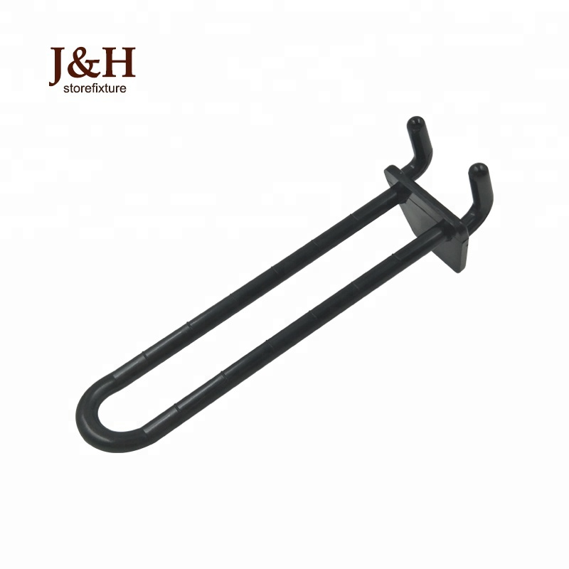 "Slatwall Euro Hooks 6/"" 8/"" Shop Display Clothes Hanger"
