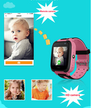 The new 4 generation of touch screen children's smart watches telephone positioning phones/watches/mobile phones/took picture