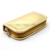 Box mod carrying case Gold color zipper case for box mod and e-cigarette kit