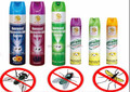 pyrethroid Insecticide spray,mosquito killer aerosol