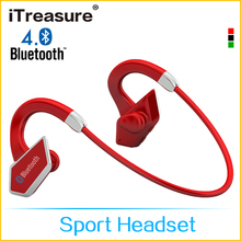 iTreasure new brand sport bluetooth headset
