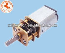 N20 6V 12mm Micro DC Gear Motor for Electronic Door Lock