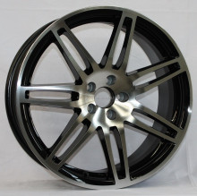 High quality standard high performance car alloy wheel for 15inchX6.00 15X6.50