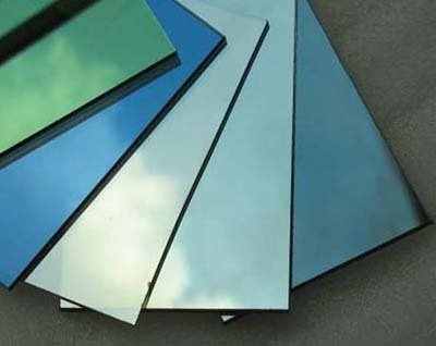 Bronze Mirror Glass/Coloured Mirror Glass/Decorative Mirror Decreative glass For Wall