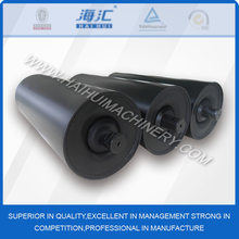 50000 hours long working life hign quality solid steel drum return idler roller