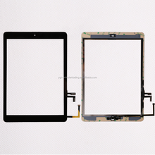wholesale for Apple ipad5 for ipad air front class digitizer replacement