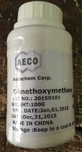 Supply high quality 99.0% min Dimethoxymethane