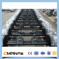 Strong Duty FUWA 13T 16T trailer axle for truck trailer Factory Directly Sale