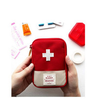 First Responder Paramedic Trauma Emergency Medical First-aid Kit Fully Stocked