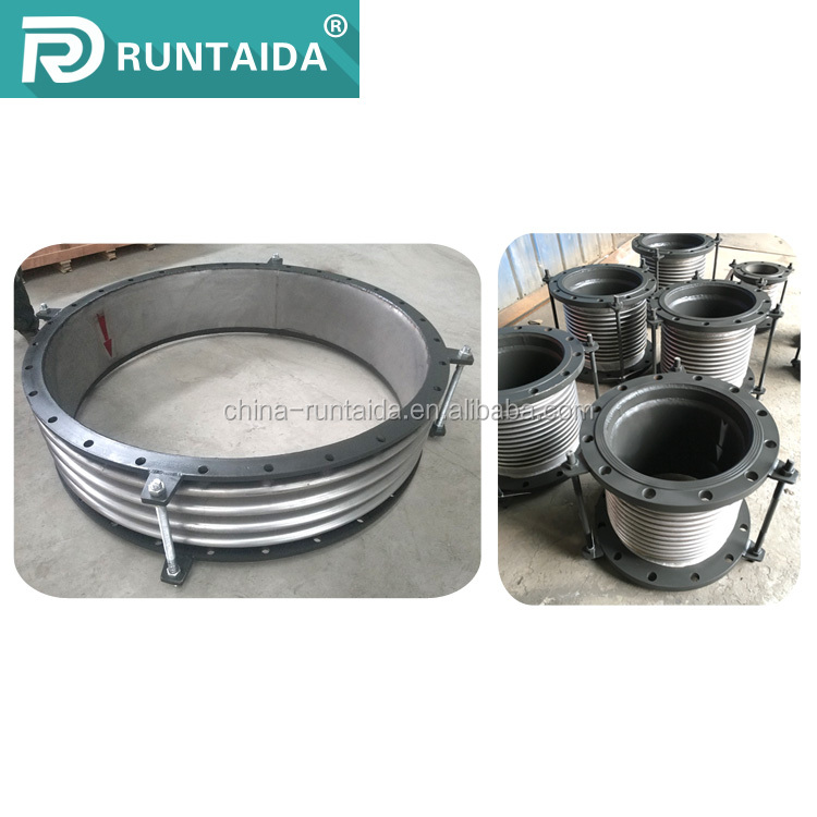 Stainless steel carbon steel universal expansion joint