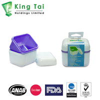 Denture Bath Box - Sedex, FDA, ANAB, ISO Accredited Denture Bath