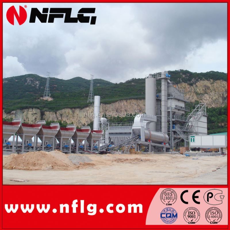 Design best sellhigh quality recycling asphalt mixing plant price is low