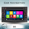 2din 7inch touch screen car dvd navigation vw passat b5
